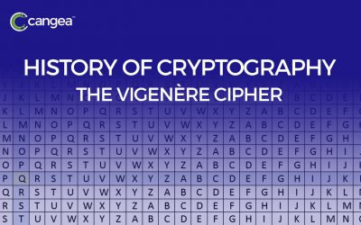 History of Cryptography   The Vigenère Cipher