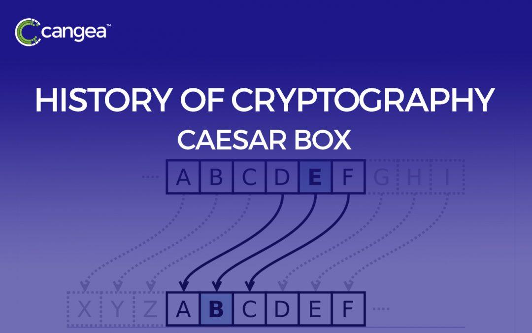 Caesar Box Cryptography